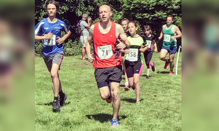 Jon to run the Bath Half Marathon 2019