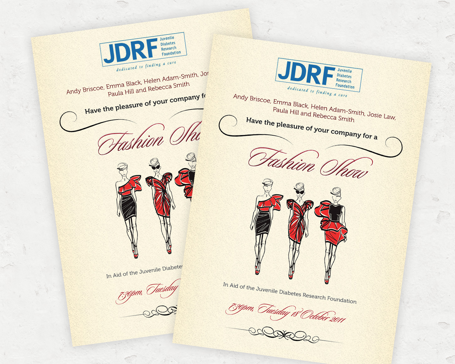 JDRF email