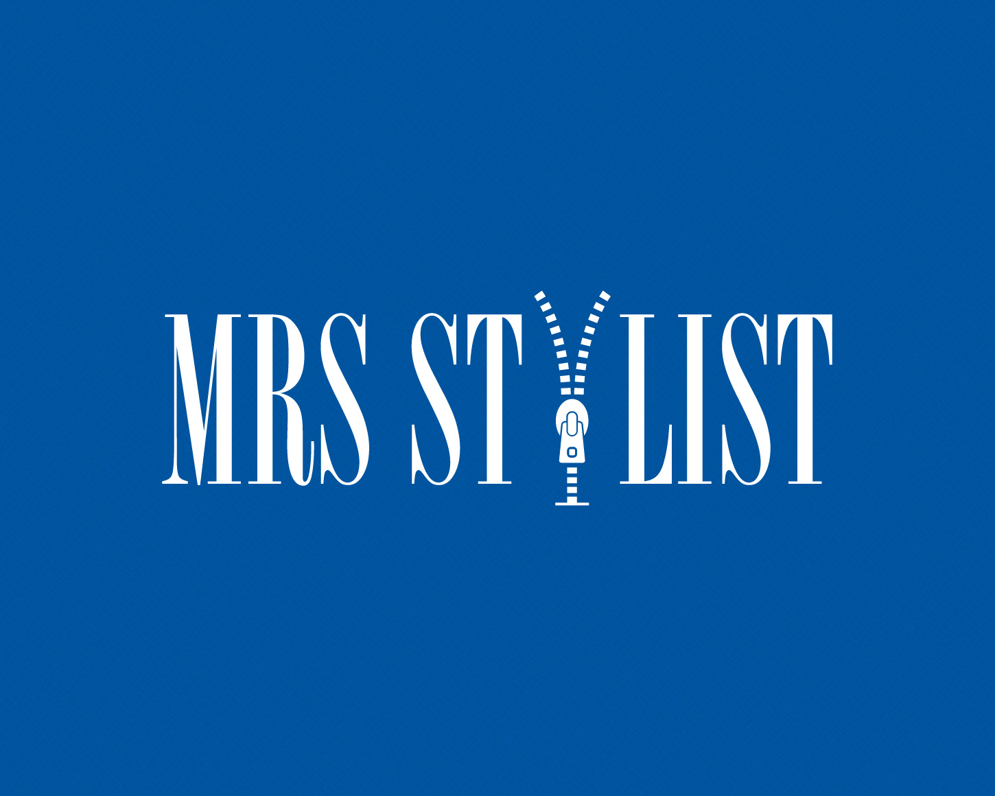 Mrs Stylist branding