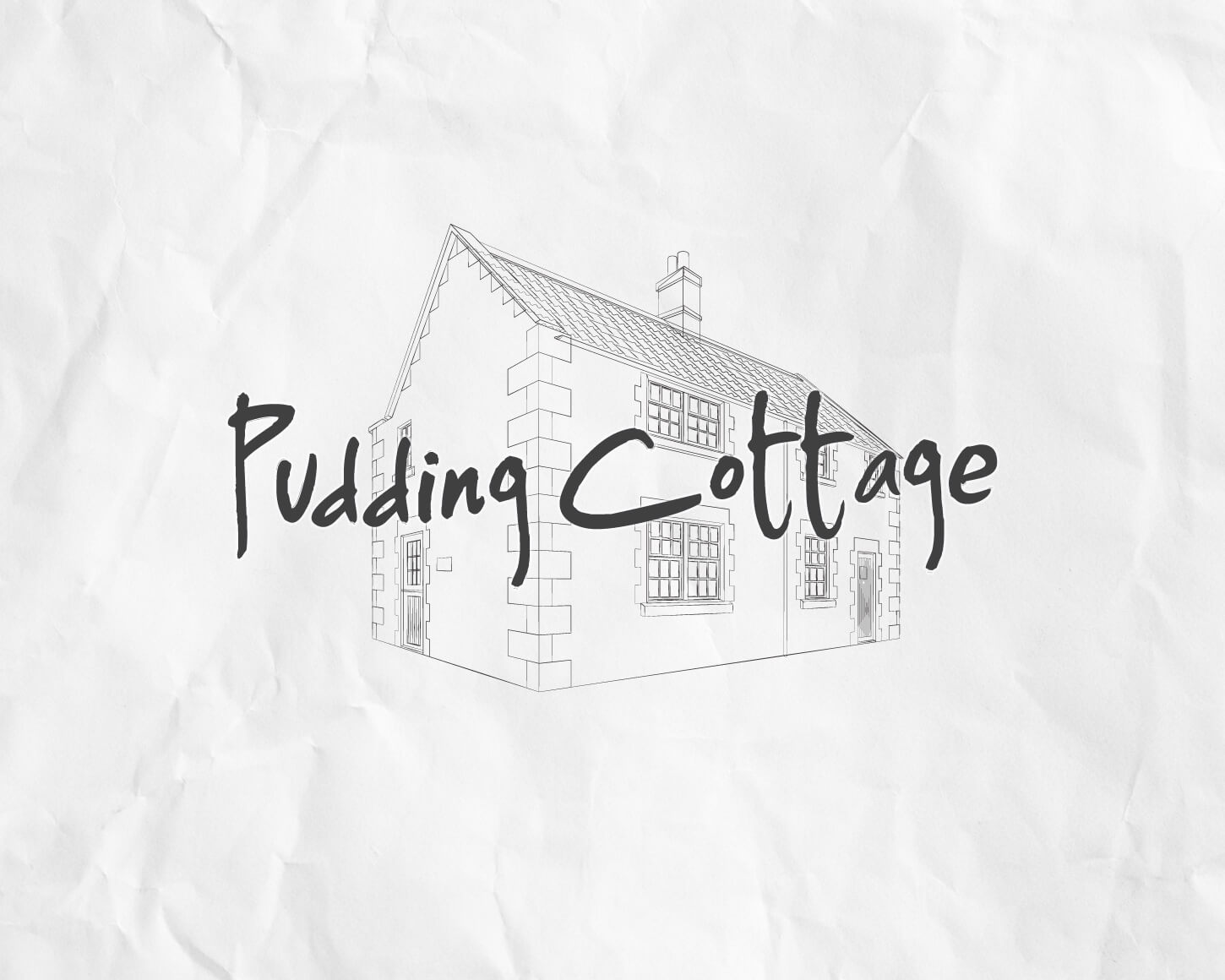Pudding Cottage branding