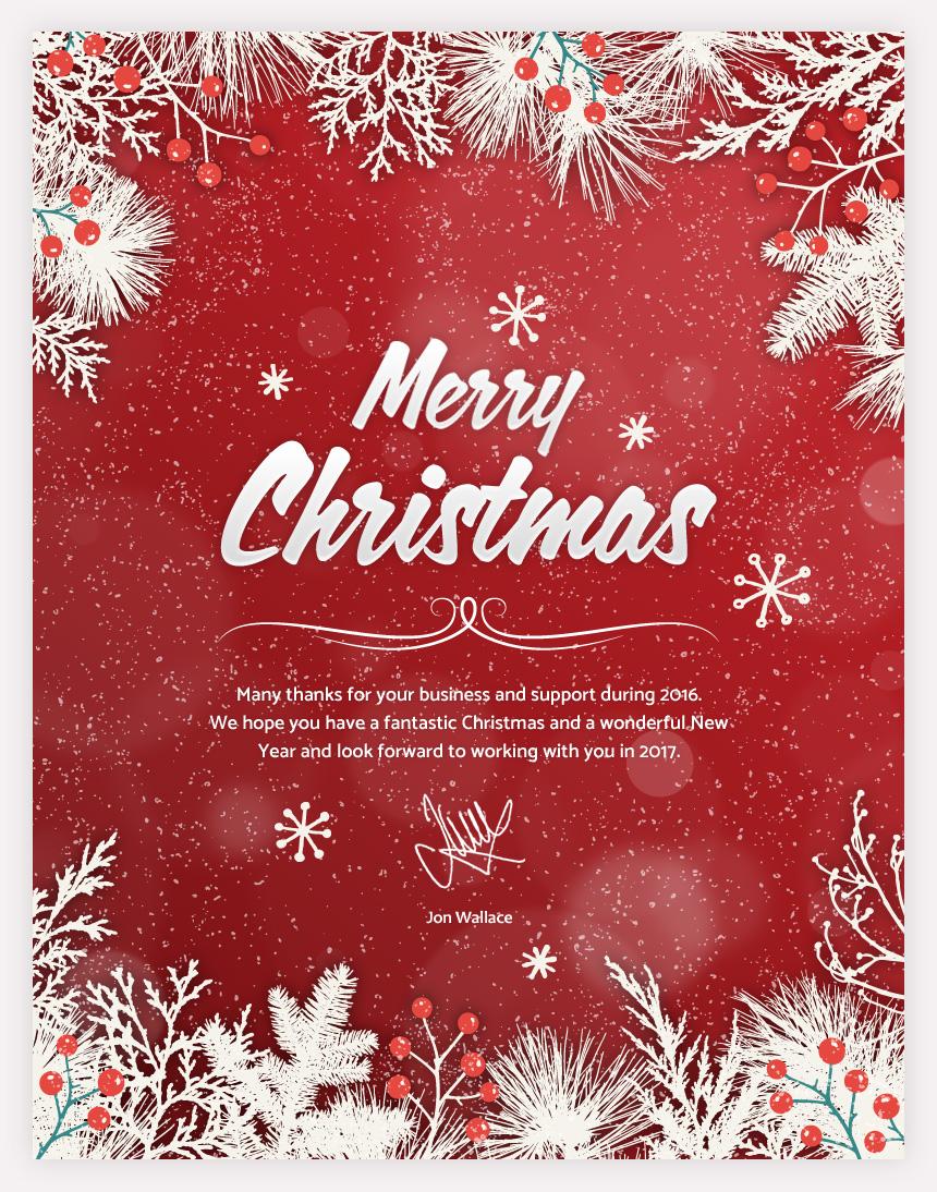 Merry Christmas from Jon Wallace, jonwallacedesign Ltd
